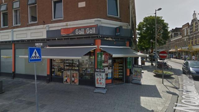 Gewapende overval op Gall & Gall in Jacob Catsstraat