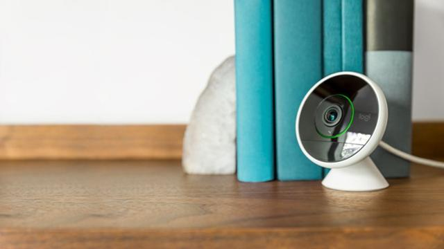 Logitech presenteert modulaire beveiligingscamera