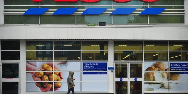 Supermarkt Tesco neemt groothandel Booker over