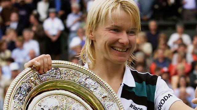 Hertogin van Kent: 'Wimbledon zal zonder Novotna niet hetzelfde zijn'