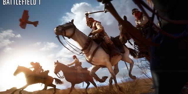 EA werkt aan nieuwe versie van schietspel Battlefield