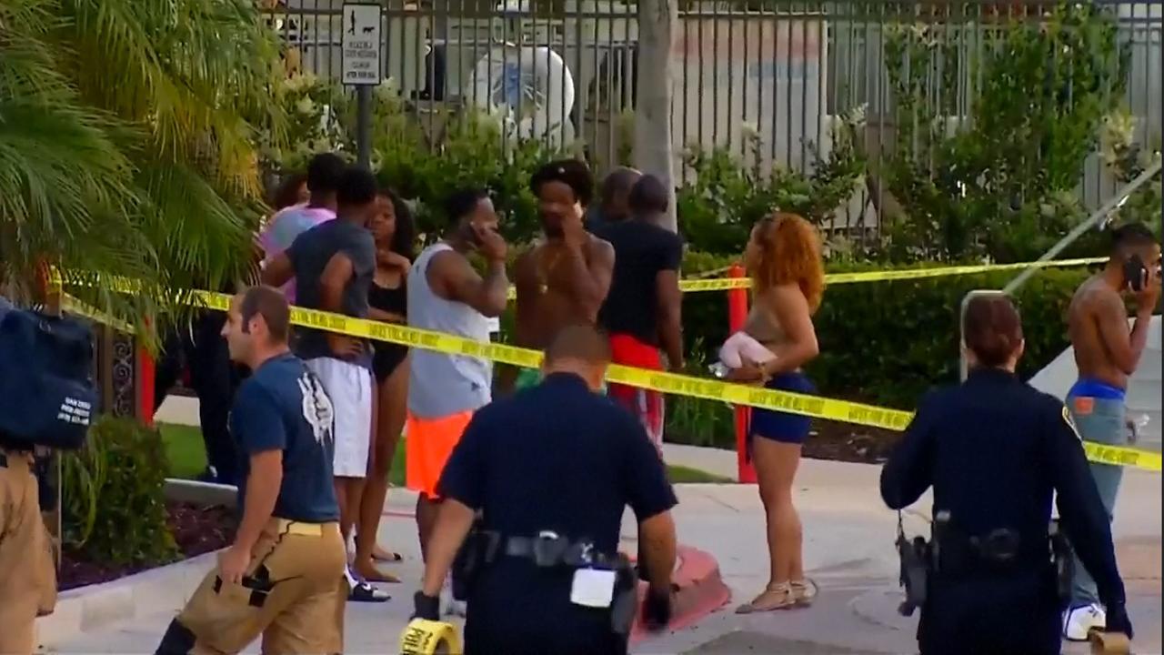 Dode en gewonden bij schietpartij in zwembad San Diego