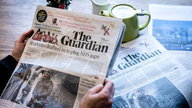 The Guardian biedt niet langer advertentieruimte aan gas- en oliebedrijven