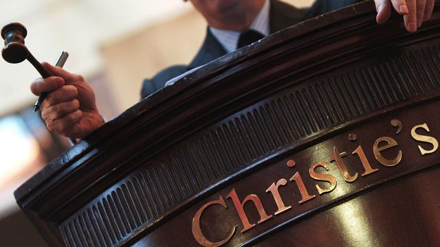 Veilinghuis Christie's veilt Kamerbeek-collectie