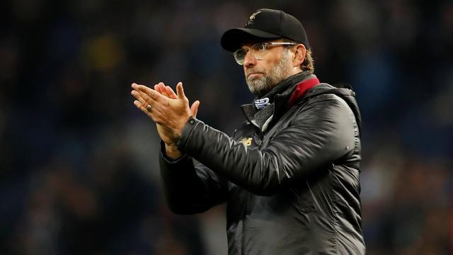 Klopp vindt dat Liverpool nog niet zo ver is als 'fantastisch' Barcelona