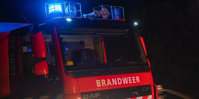 Twee bewoners naar ziekenhuis na koolmonoxidevergifting in Alphense woning
