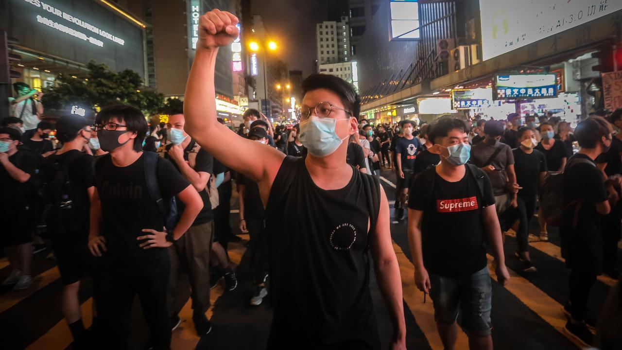 Waarom Hongkong zo vaak demonstreert