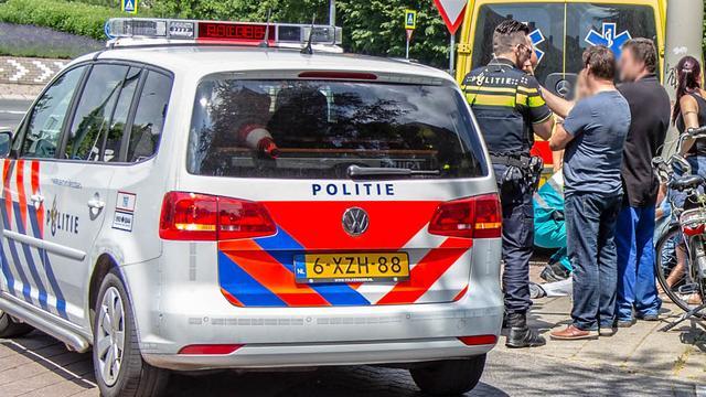 Zaandammer (39) rijdt moedwillig vrouw aan in Amsterdam-Noord