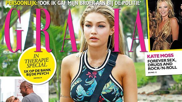 Sanoma verkoopt tijdschrift Grazia
