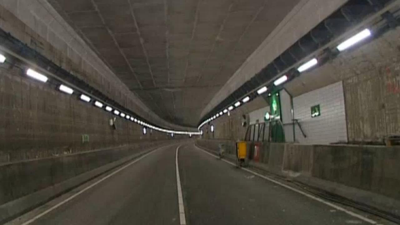 IJ-tunnel zes weken dicht geweest vanwege onderhoud