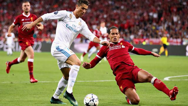 Samenvatting finale Real Madrid-Liverpool (3-1)