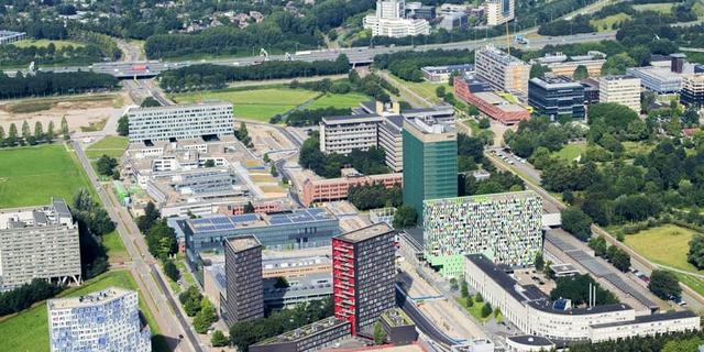 Jan Henk van der Velden wordt nieuwe directeur Utrecht Science Park