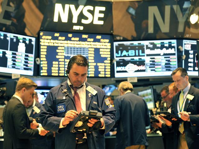 Wall Street zonder grote uitslagen de dag uitgegaan