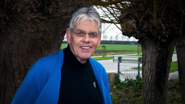 Jacques Boonman uit Rilland geridderd