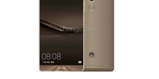 'Huawei Mate 9 krijgt dubbele camera en zeer snel ladende accu'