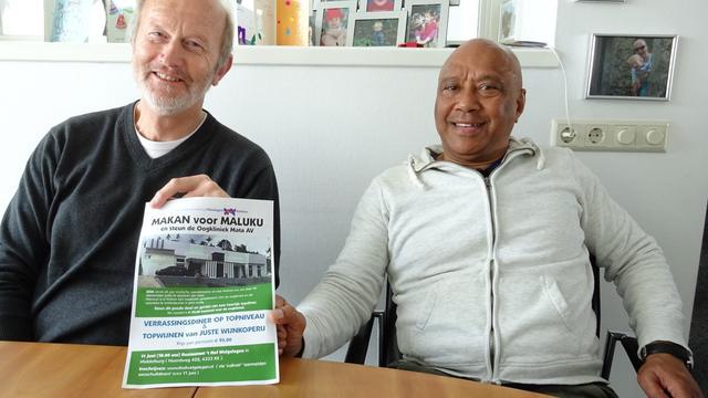 Benefietdiner in Vlissingen voor oogoperaties