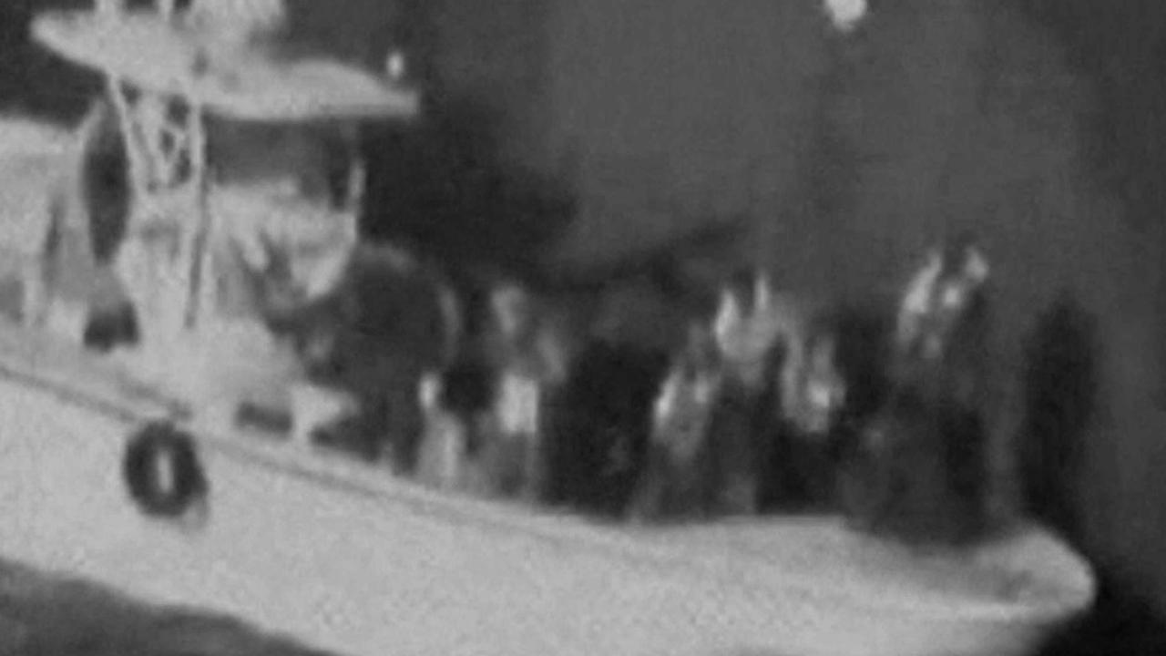 Pentagon toont video van 'Iran dat zeemijn van tanker verwijdert'