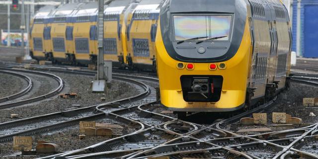 Treinverkeer tussen Haarlem en Leiden hervat na storing