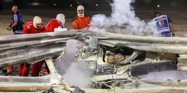 Analyse: Crash Grosjean toont aan dat Formule 1 nóg veiliger moet worden
