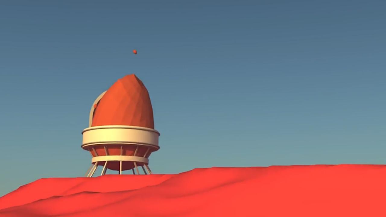 Trailer: Space plan