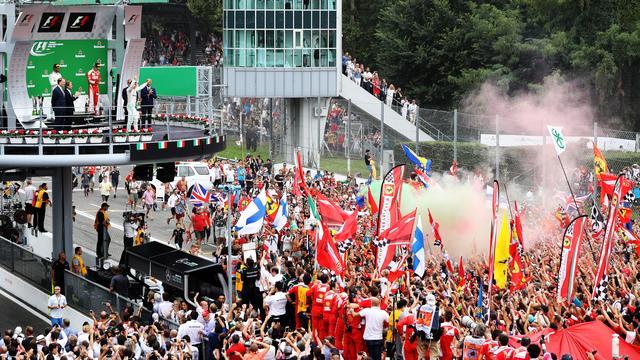 Overzicht: Uitslag Grand Prix Italië en WK-stand