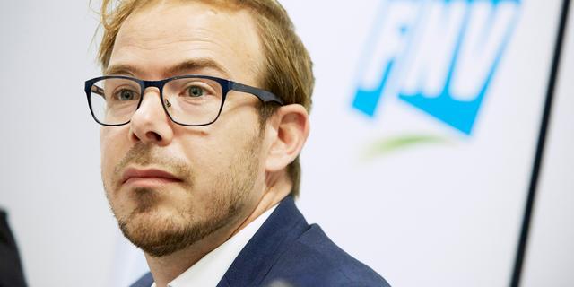 Vicevoorzitter FNV Van Dijk verruilt vakbond voor PvdA