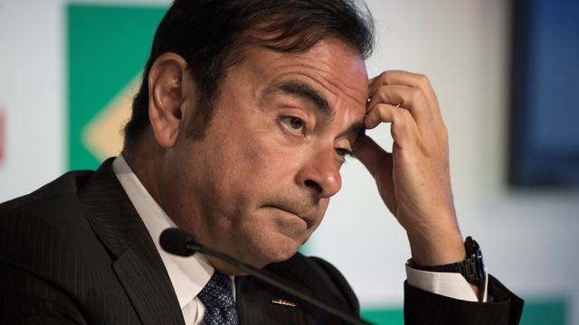 'Ex-topman Nissan sluisde miljoenen van Renault weg naar eigen fonds'