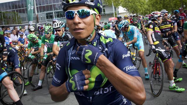 Quintana roept automobilisten op respect te hebben voor renners