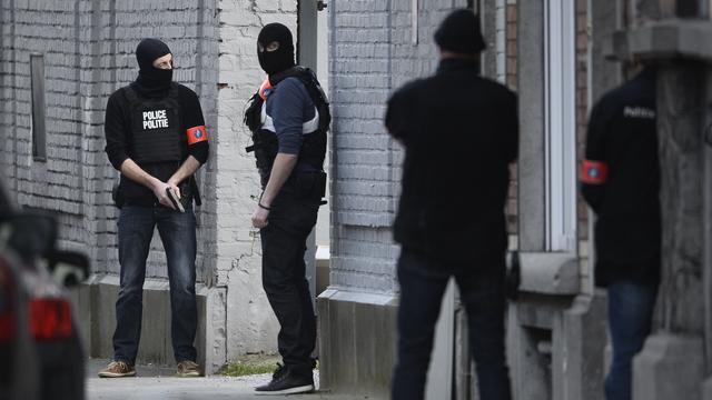 Reconstructie voor schietpartij met terrorist Abdeslam in Vorst