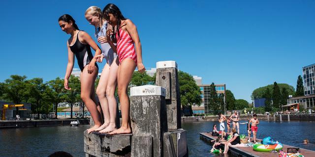 Hoe veilig is het zwemwater in vaarten, sloten en meren?