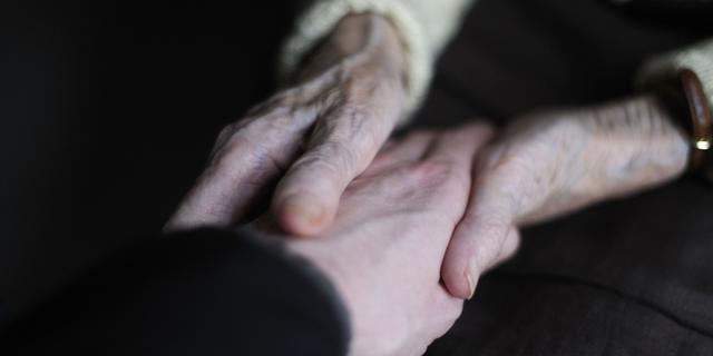 Arts vroeg of hij nog steeds euthanasie wilde, hij zei: 'Mens schiet op!'