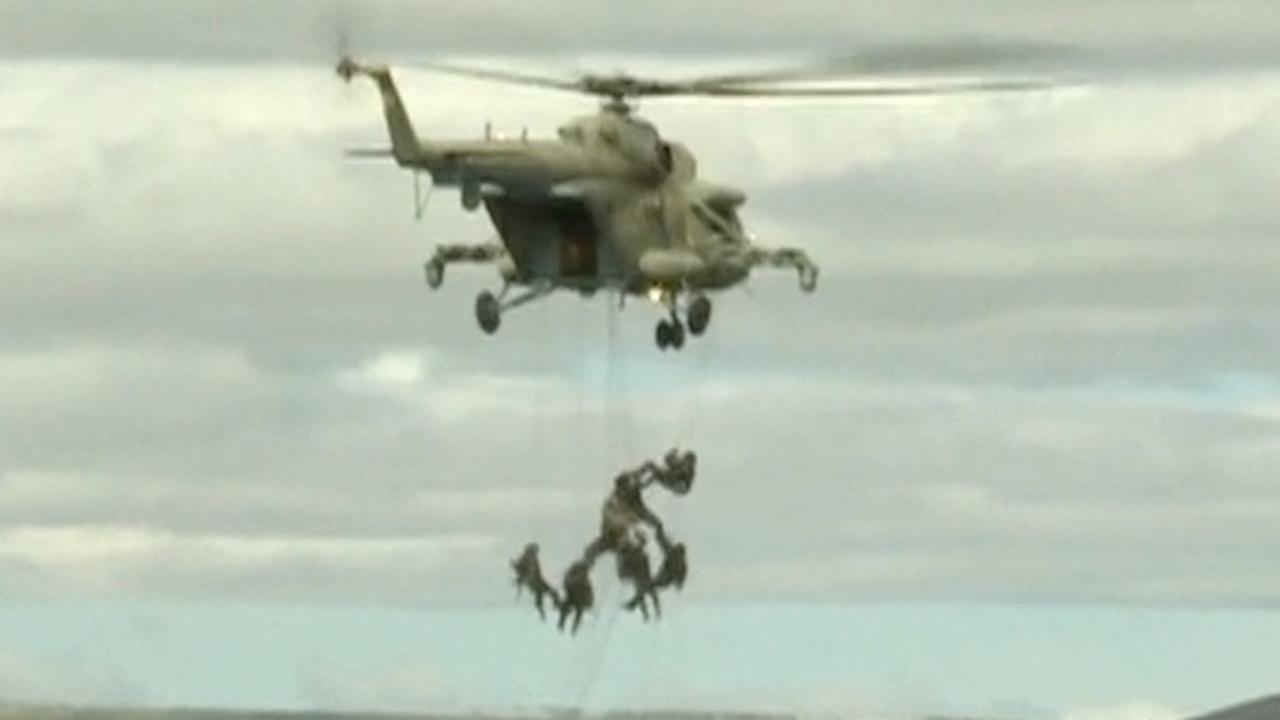 Rusland en China voeren gezamenlijke militaire oefening uit
