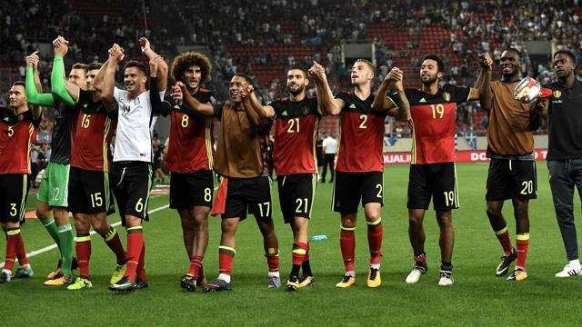 Belgische bondscoach 'kan niet trotser zijn' na snelle WK-kwalificatie