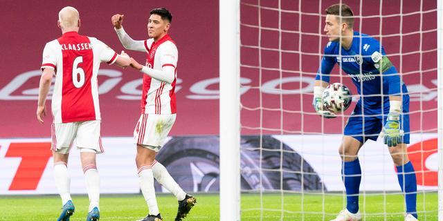 Reacties na zege van Ajax op hekkensluiter ADO (gesloten)