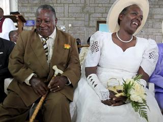 Aantal netto bruiloften per jaar loopt wel terug