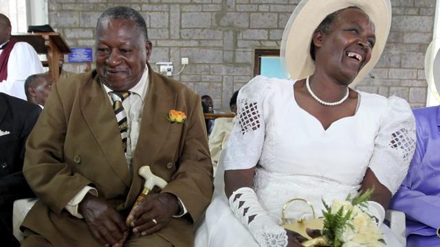 Steeds meer gouden en diamanten huwelijken in Nederland