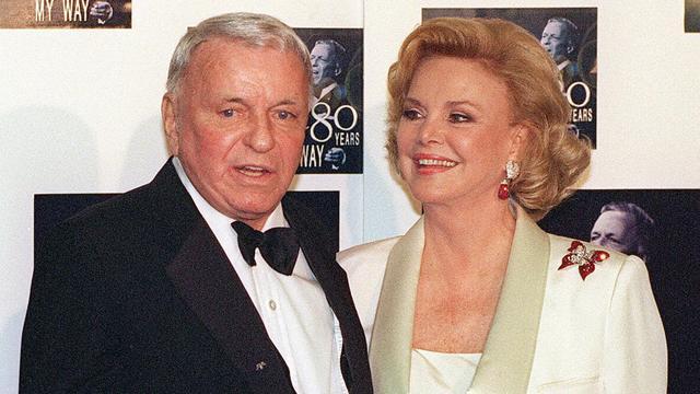 Sotheby's veilt persoonlijke bezittingen Frank en Barbara Sinatra