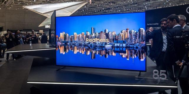 Komen fabrikanten niet te vroeg met 8K-televisies?