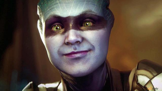Meer expliciete seks in Mass Effect: Andromeda