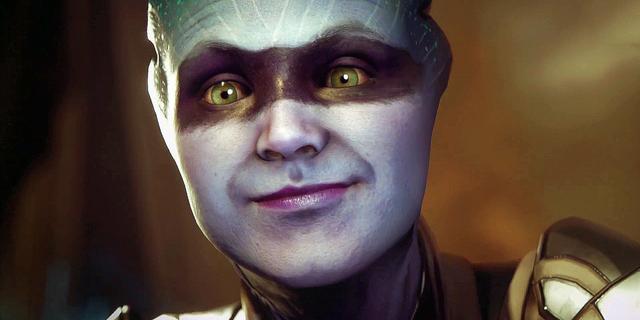 Patch moet deel van kritiek Mass Effect Andromeda oplossen