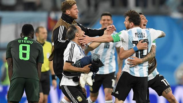 Opgeluchte Messi vindt dat WK nu pas echt begint voor Argentinië