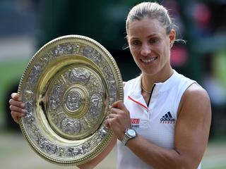 'Het is een eer om met Serena op de baan te staan'