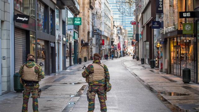 Brussel in afwachting van beslissing over terreurdreiging