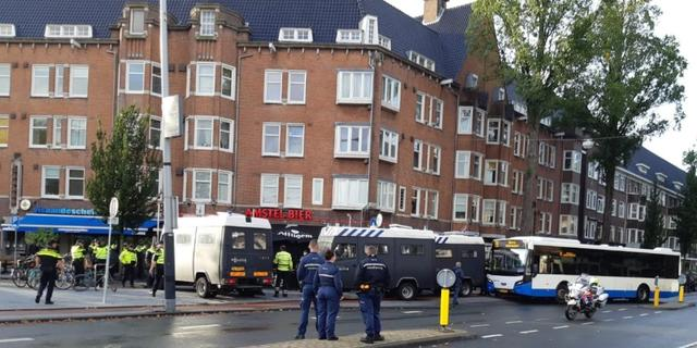 FC Groningen-supporters opgepakt in aanloop naar wedstrijd tegen Ajax