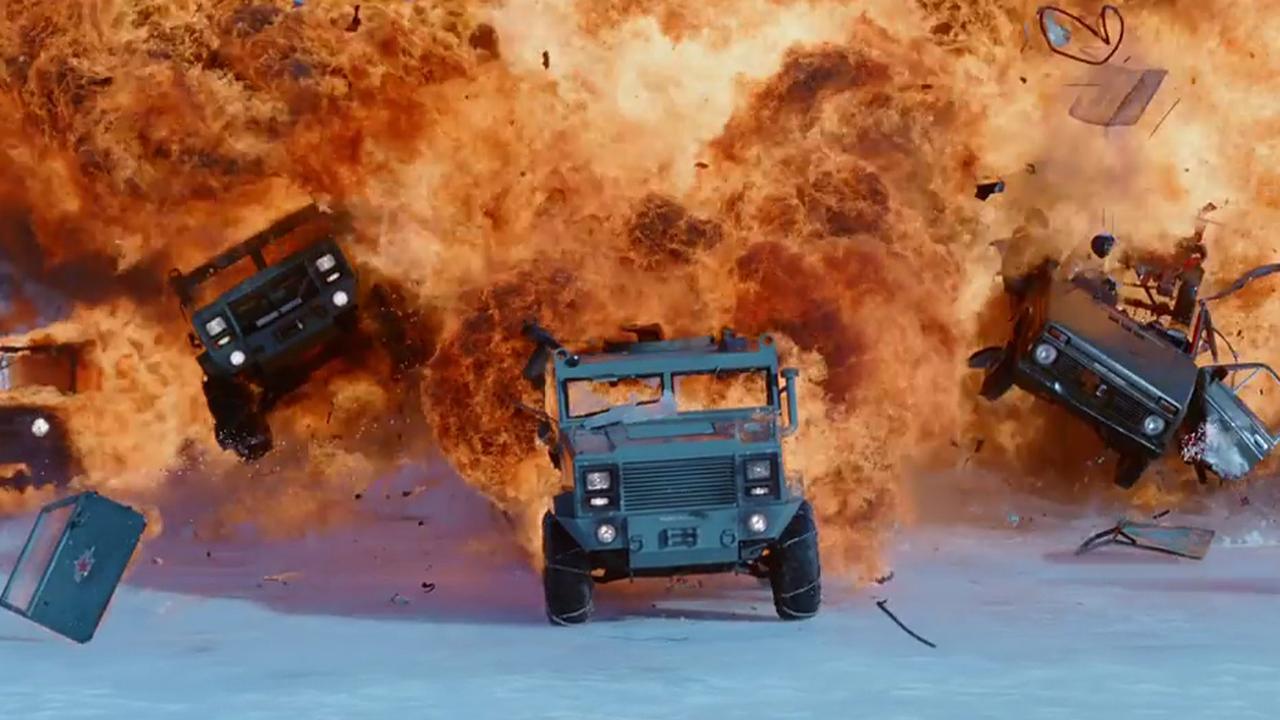 Trailer Fast & Furious 8