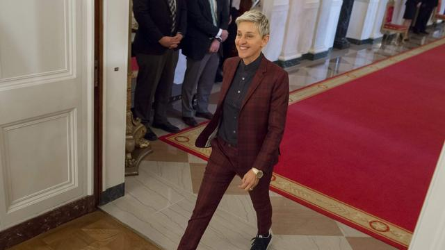 Ellen DeGeneres heeft pesters vergeven