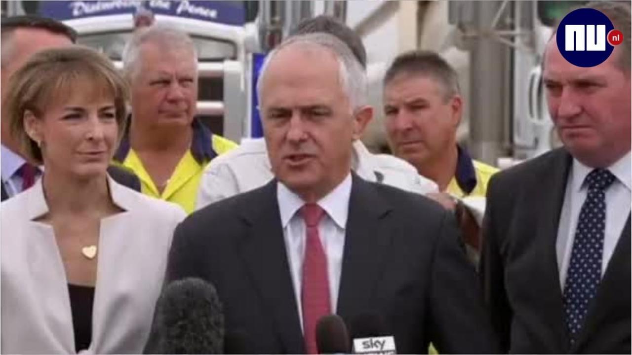 Minister-president Australië steunt landgenoten in Libanon