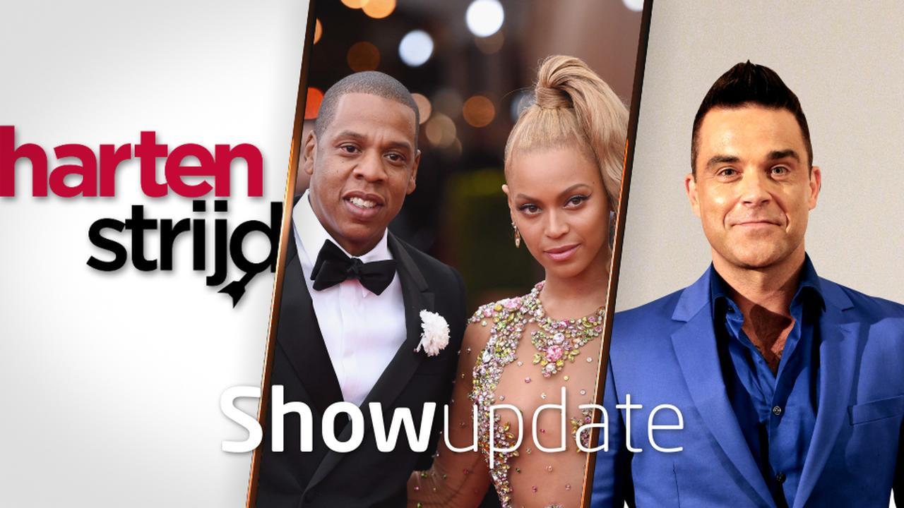 Oscar Aerts vader, Beyoncé in love, Geen kids voor Guido, Robbie's schoonmoeder