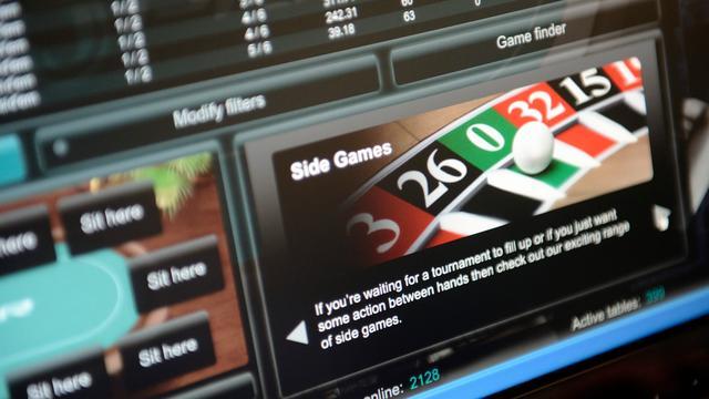 125 bedrijven willen online gokspelen aanbieden