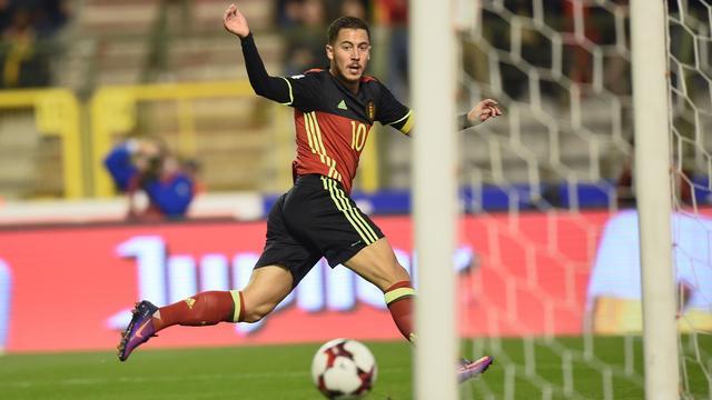 België mist Hazard in WK-kwalificatieduel met Griekenland